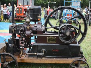 Vintage Tractors and Agricultural Machinery